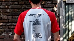 Shirt Bootleg Betty (back)